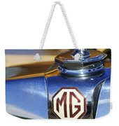 1953 Mg Td Hood Ornament Weekender Tote Bag