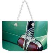 1953 Packard Caribbean Convertible Taillight Weekender Tote Bag