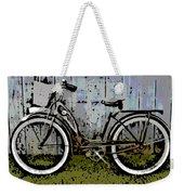 1953 Schwinn Bicycle Weekender Tote Bag