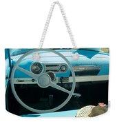 1954 Chevy Flo Abel Weekender Tote Bag