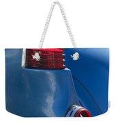 1954 Cramer Comet Taillight Weekender Tote Bag