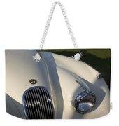 1954 Jaguar Xk 120 Se Roadster Weekender Tote Bag