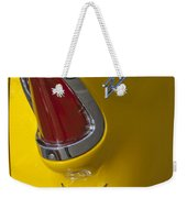 1955 Chevrolet Nomad Taillight Weekender Tote Bag