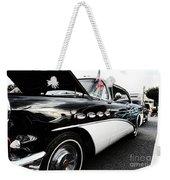 1956 Buick Century Profile 2 Weekender Tote Bag