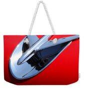 1956 Buick Riviera Special Weekender Tote Bag