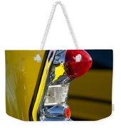 1956 Chevrolet Belair Taillight Weekender Tote Bag