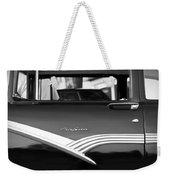 1956 Ford Fairlane Club Sedan Weekender Tote Bag