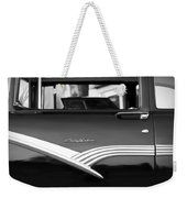 1956 Ford Fairlane Club Sedan Weekender Tote Bag