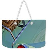 1957 Bmw Isetta 300 Motocoupe Taillight Weekender Tote Bag