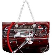 1957 Dash Weekender Tote Bag
