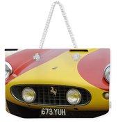 1957 Ferrari 250 Gt Lwb Scaglietti Berlinetta Weekender Tote Bag