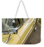 1957 Ford Fairlane 500 Skyliner Retractable Hardtop Convertible Weekender Tote Bag