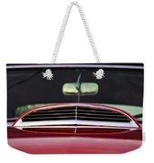 1957 Ford Thunderbird Weekender Tote Bag