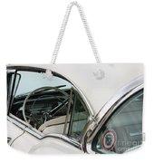 1958 Cadillac Weekender Tote Bag