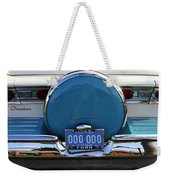 1958 Ford Fairlane Weekender Tote Bag