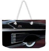 1958 Impala Weekender Tote Bag