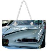 1959 Chevrolet Impala Taillight Weekender Tote Bag