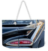 1959 Chevrolet Taillight Weekender Tote Bag