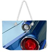 1959 Ford Skyliner Convertible Taillight Weekender Tote Bag