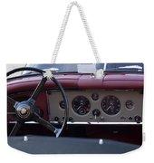 1959 Jaguar S Roadster Steering Wheel Weekender Tote Bag