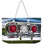 1960 Chevrolet Impala Tail Light Weekender Tote Bag