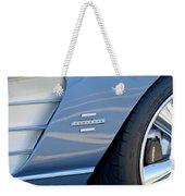 1961 Chevrolet Corvette Zob  Weekender Tote Bag