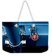 1961 Pontiac Catalina Key Ring Weekender Tote Bag