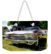 1962 Caddy Cadillac Weekender Tote Bag
