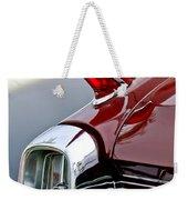 1962 Cadillac Eldorado Taillight Weekender Tote Bag