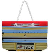 1962 Chevy Impala Ss Weekender Tote Bag