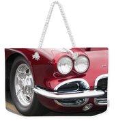 1962 Corvette Weekender Tote Bag
