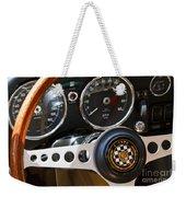 1962 Jaguar Weekender Tote Bag