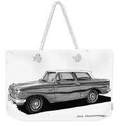 1962 Rambler American Weekender Tote Bag