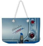 1963 Austin-healey Taillight Weekender Tote Bag