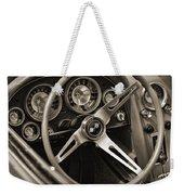 1963 Chevrolet Corvette Weekender Tote Bag