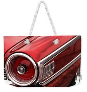 1963 Ford Galaxie 500 Weekender Tote Bag