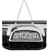1963 Jaguar Back Up Light Weekender Tote Bag