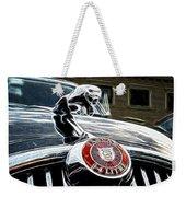 1963 Jaguar Mkii Fantasy Car Weekender Tote Bag