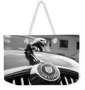 1963 Jaguar Mkii  Weekender Tote Bag