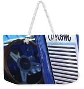 1964 Chevrolet C-10 Pickup Weekender Tote Bag
