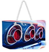 1964 Chevrolet Impala Ss Taillight 2 Weekender Tote Bag