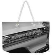 1964 Ford Galaxie 500 Xl Weekender Tote Bag