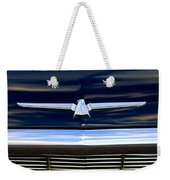 1964 Ford Thunderbird Emblem Weekender Tote Bag