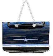 1964 Ford Thunderbird Hood Emblem Weekender Tote Bag