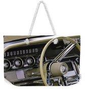 1964 Ford Thunderbird Steering Wheel Weekender Tote Bag