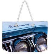1964 Mercury Park Lane Weekender Tote Bag by Gordon Dean II