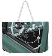 1964 Volkswagen Vw Steering Wheel 2 Weekender Tote Bag