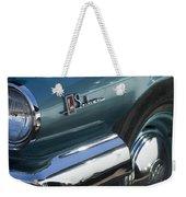 1965 Buick Lasabre Emblem Weekender Tote Bag