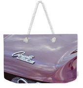 1965 Chevrolet Corvette Tail Light Weekender Tote Bag