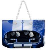 1965 Cobra Sc Grille Weekender Tote Bag